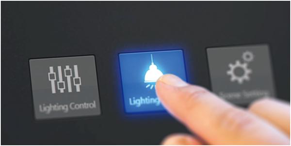 高杆灯的智能照明控制
